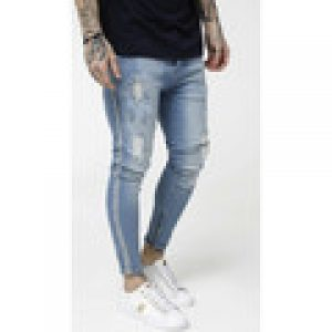 Skinny Jeans Siksilk LOW RISE DENIMS