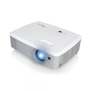 Optoma X400 DLP-projektor 4000 ANSI Lumens Kontrast 22.000: 1 Native Resolution XGA 1024 x 768 Business Projector