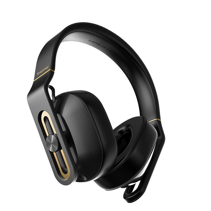 1MORE MK801 Trådlöst Stereo Headset Over Ear Bass Smart Hörlurar med Mikrofon från Xiaomi Eco-System