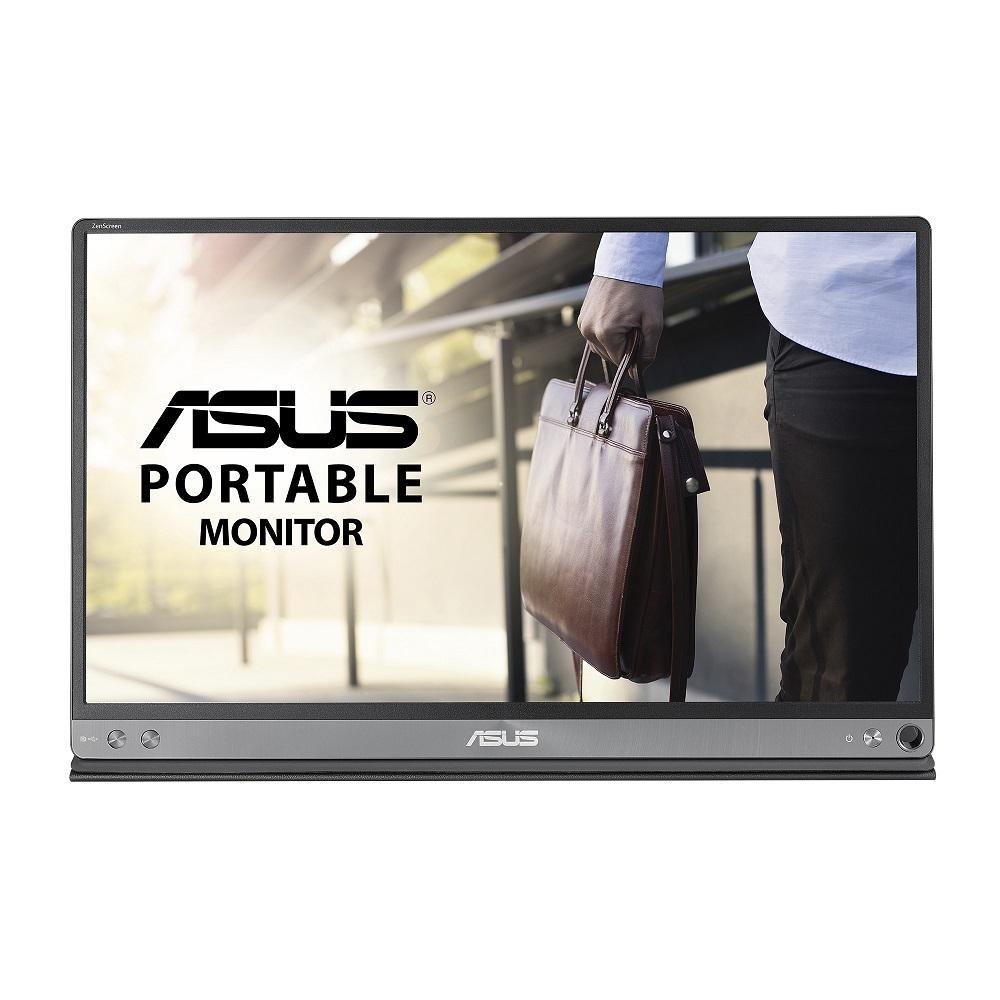 ASUS MB16AC 15,6 tum full HD 1080P Type C Bärbar datorskärm Gaming Display-skärm för surfplattabärbar dator