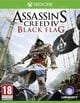 Assassins Creed IV (4) Black Flag (Nordic) /Xbox One
