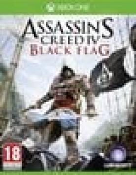 Assassins Creed IV (4) Black Flag (Nordic) /Xbox One