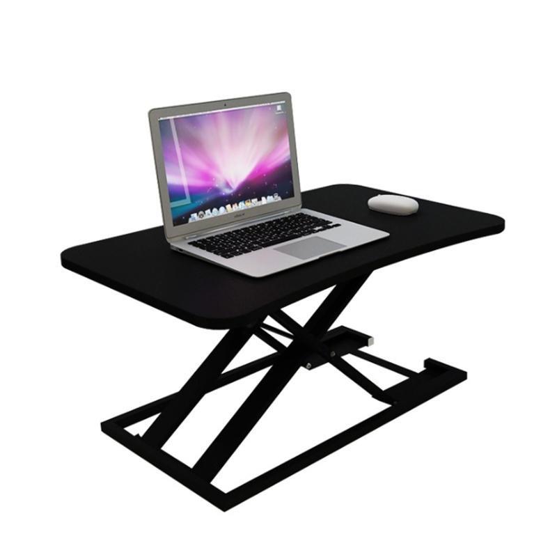 """BAIZE 29 """"x18"""" höjdjusterbar stående skrivbord sitter för att stå bärbar dator"""