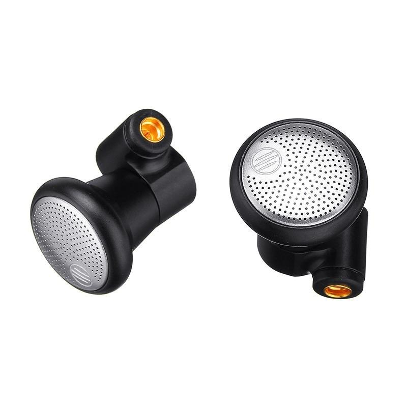 BGVP DX3S örhörlurar CNC platt hörlurar 3,5 mm örhängen DIY Audio Monitor Hörlurar Ersättning örhängen för Audiophile