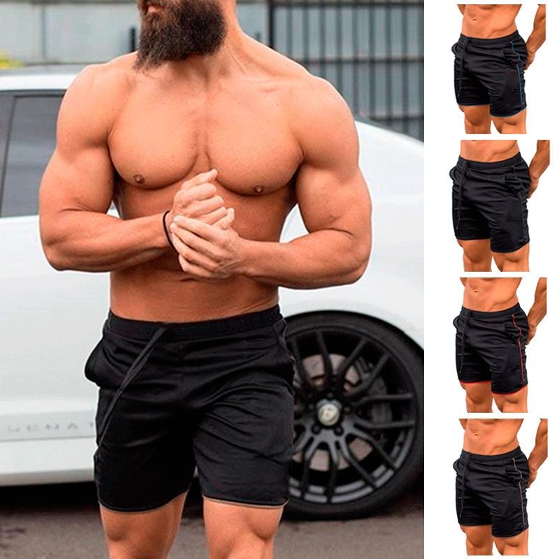 Badkläder för män Baddräkter Surf Board Beach Wear Swimming Gym Trunks Boxershorts