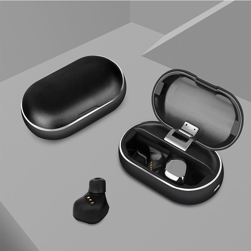 Bakeey X26 TWS Bluetooth 5.0 True Wireless Earbuds Smart Touch Vattentät Stereo Hifi Hörlurar Med Metall Laddnings Box F