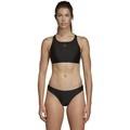 Bikini adidas BIKINI DEPORTIVO NEGRO 3 BANDAS DQ3315.