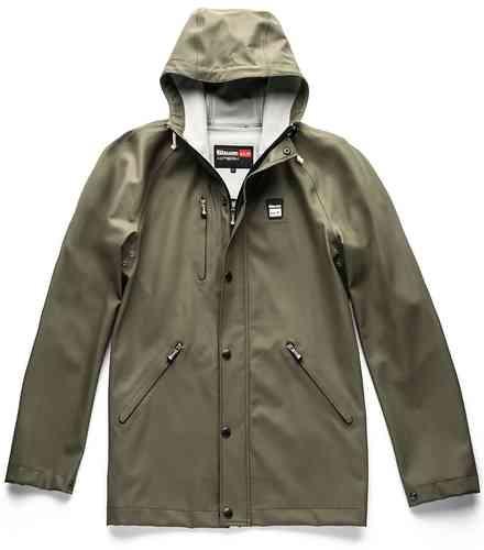 Blauer Easy Rain Man Coat Grön M