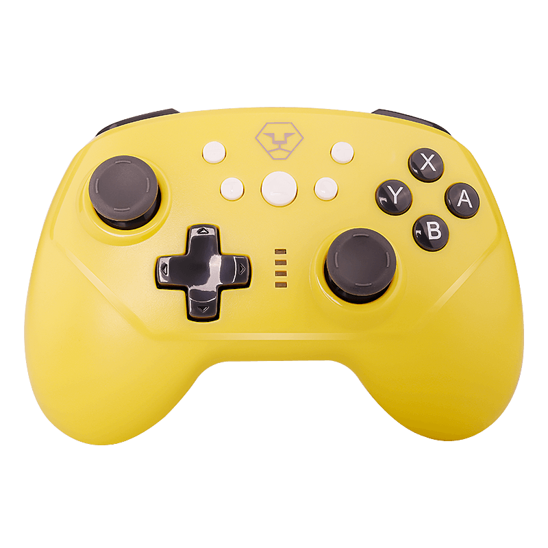 Bluetooth Sexaxlig Gyroskop Somatosensory Vibration Turbo Gamepad Spelkontroller för Nintendo Switch Lite Spelkonsol