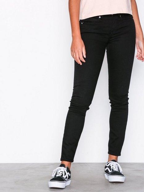 Calvin Klein Jeans CKJ 011: Mid Rise Skinny Skinny