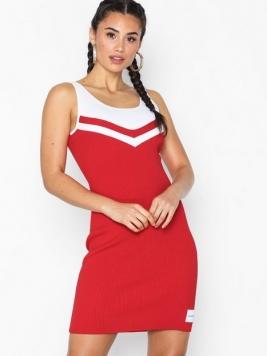 Calvin Klein Jeans Cheerleader Sweater Dress Fodralklänningar