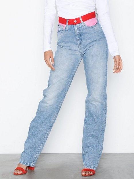 Calvin Klein Jeans Ckj 030 High Rise Straigh Straight