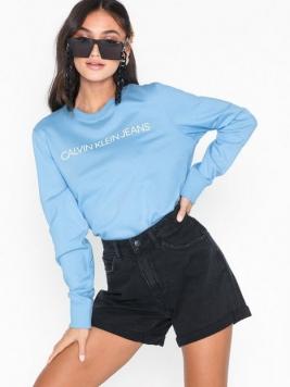 Calvin Klein Jeans Institutional Regular Crew Neck Sweatshirts