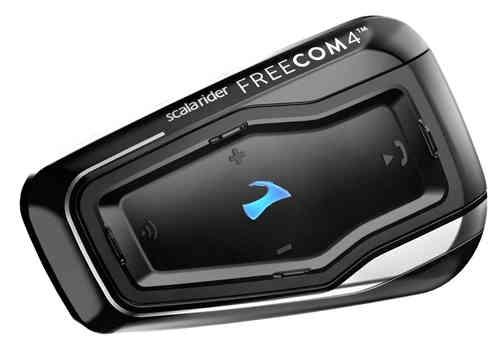 Cardo Scala Rider Freecom 4 Duo Kommunikation System dubbel pack Svart en storlek