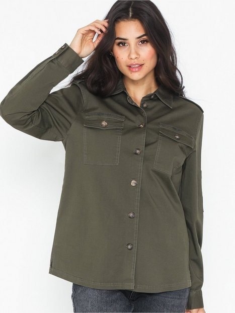Co'couture Honor Shirt Jacket X5 Övriga Jackor