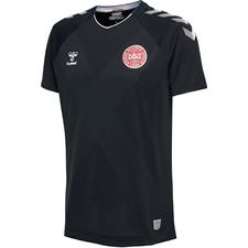 Danmark Målvaktströja VM 2018 Svart Pro Player Edition