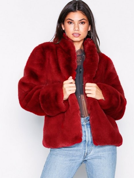 Dry Lake Smoothie jacket Faux Fur