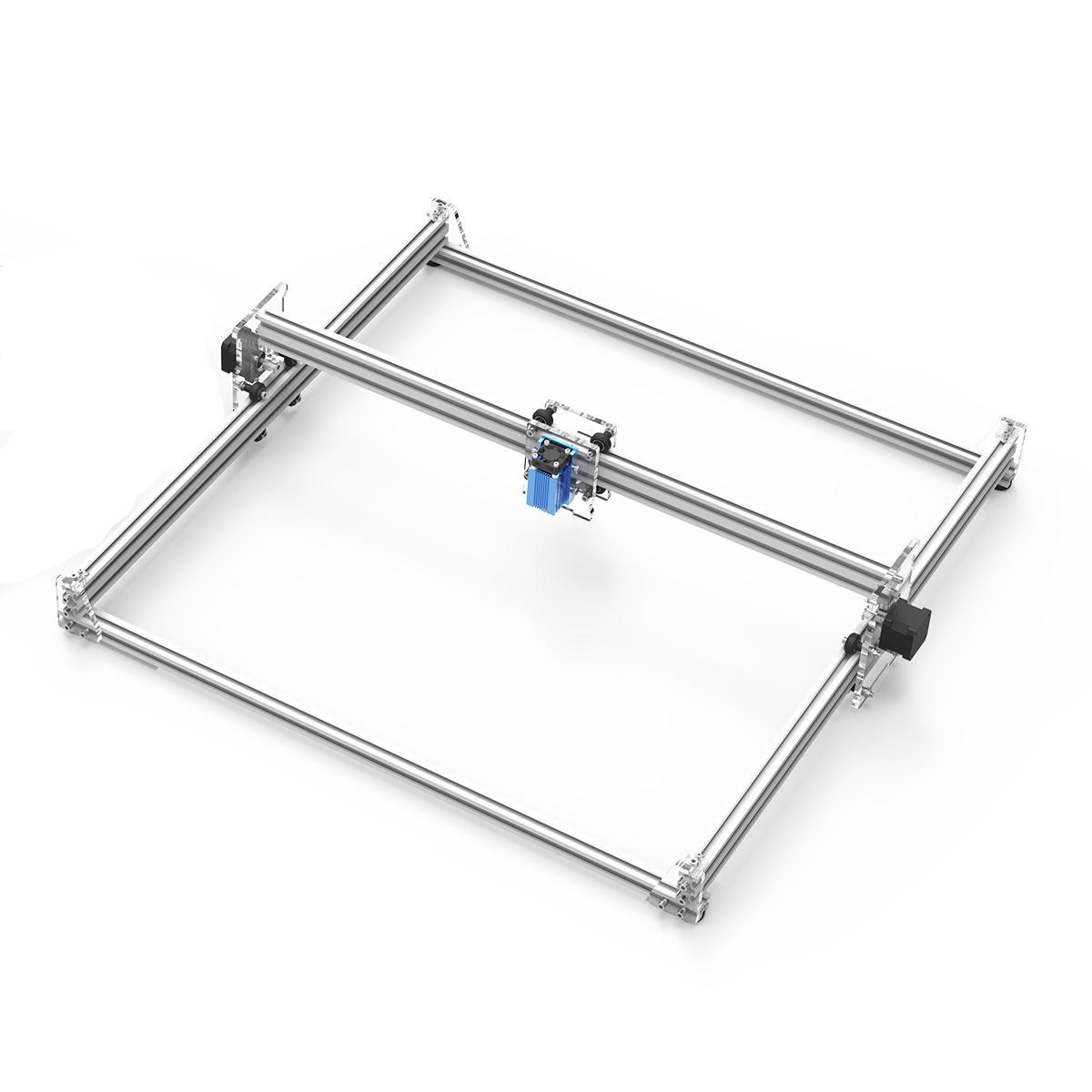 EleksMaker® EleksLaser-Mega 5,5W / 7W lasergraveringsmaskin CNC-laserskrivare