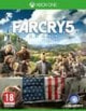 Far Cry 5 - Xbox One (begagnad)
