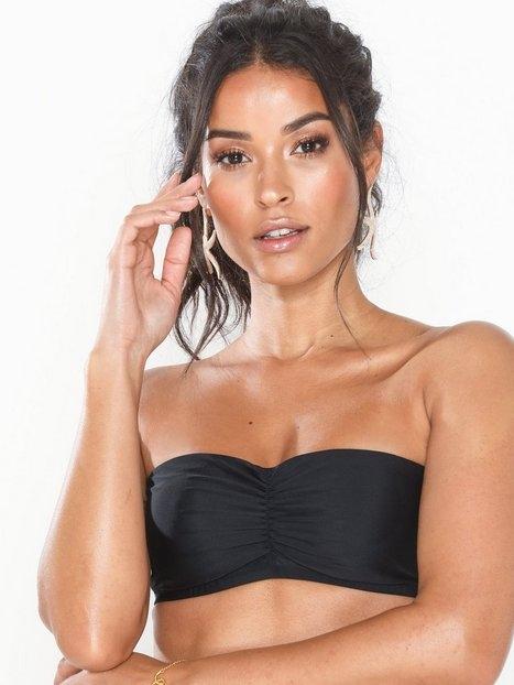 Filippa K Shiny Bandeau Bikini Top Top