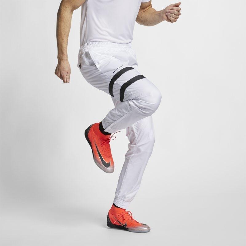 Fotbollsbyxor Nike F.C för män – Vit