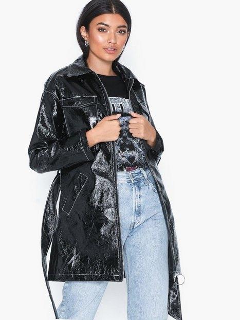 Glamorous Coated Jacket Kappor