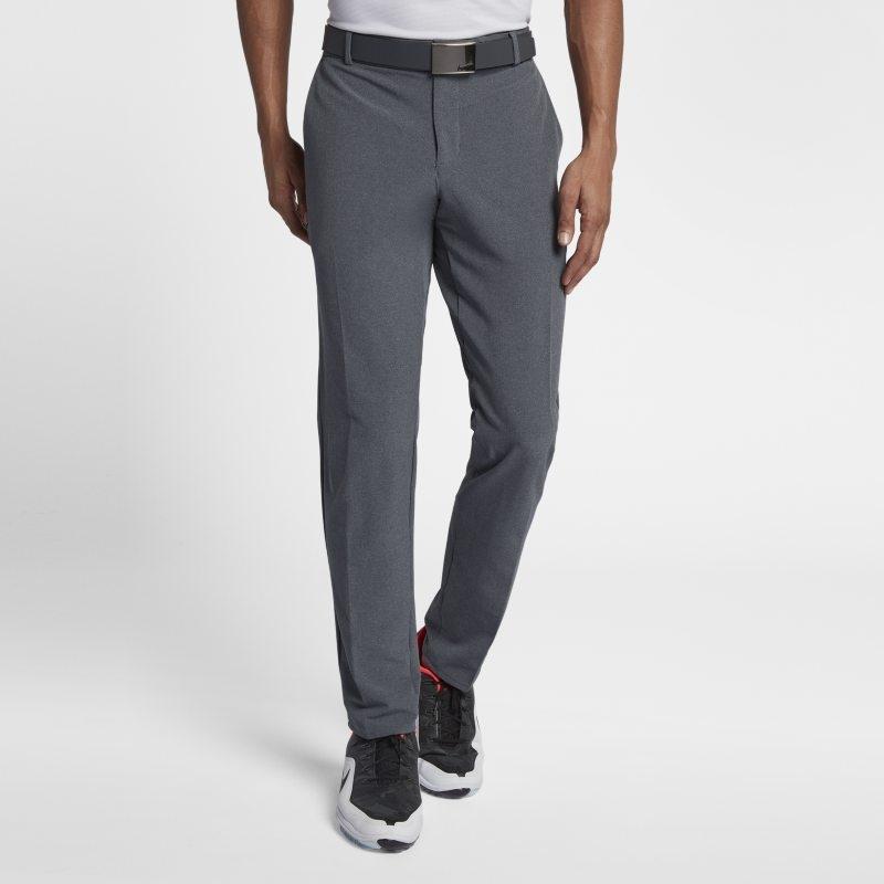 Golfbyxor med slimmad passform Nike Flex för män – Grå