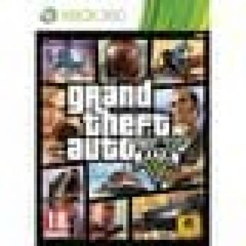 Grand Theft Auto V (GTA 5) /Xbox 360