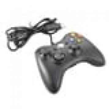 Handkontroll till Xbox 360 Svart
