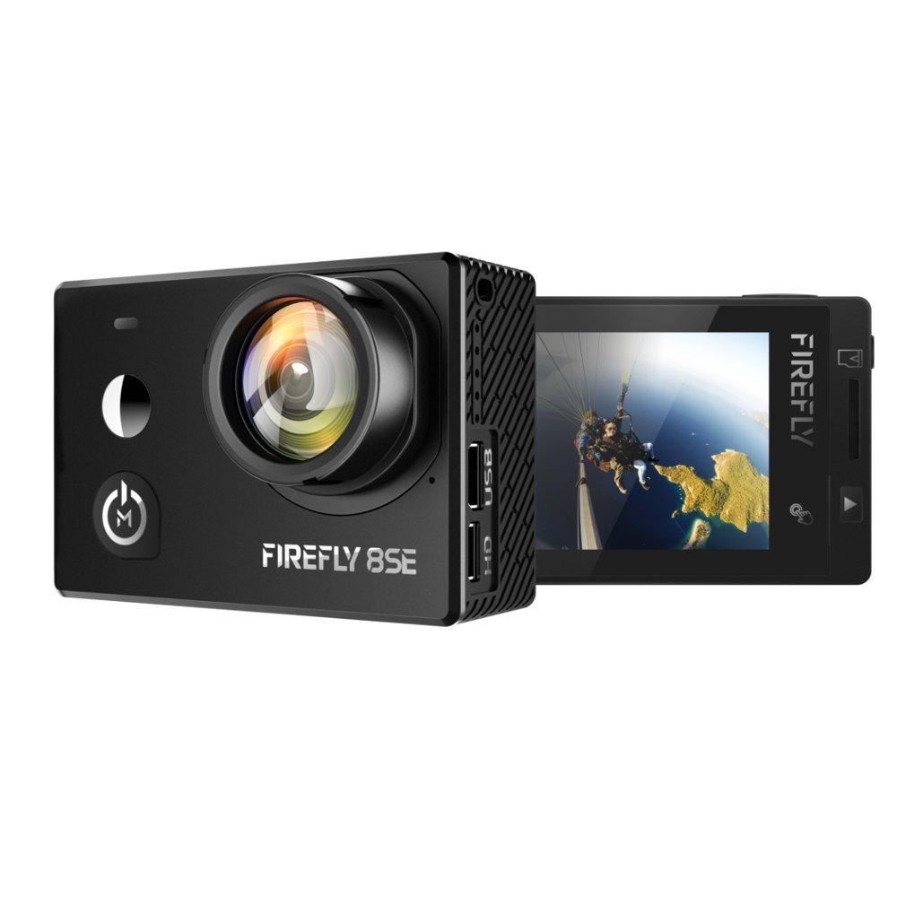 Hawkeye Firefly 8SE 4K 90 grader / 170 grader Touch Screen FPV Action Camera Ver2.1