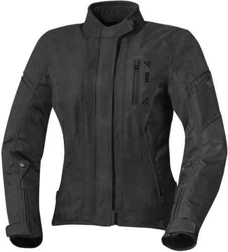 IXS Alano Evo Ladies textil jacka Svart XL