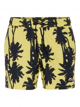 J.LINDEBERG Banks Pattern Swim Shorts Man Gul