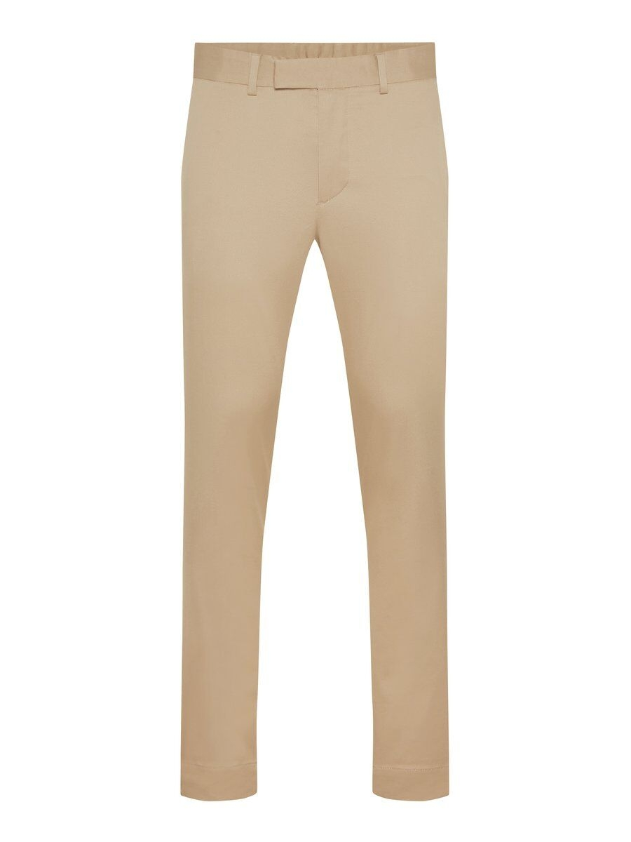 J.LINDEBERG Grant 2.0 Travel Cotton Trousers Man White