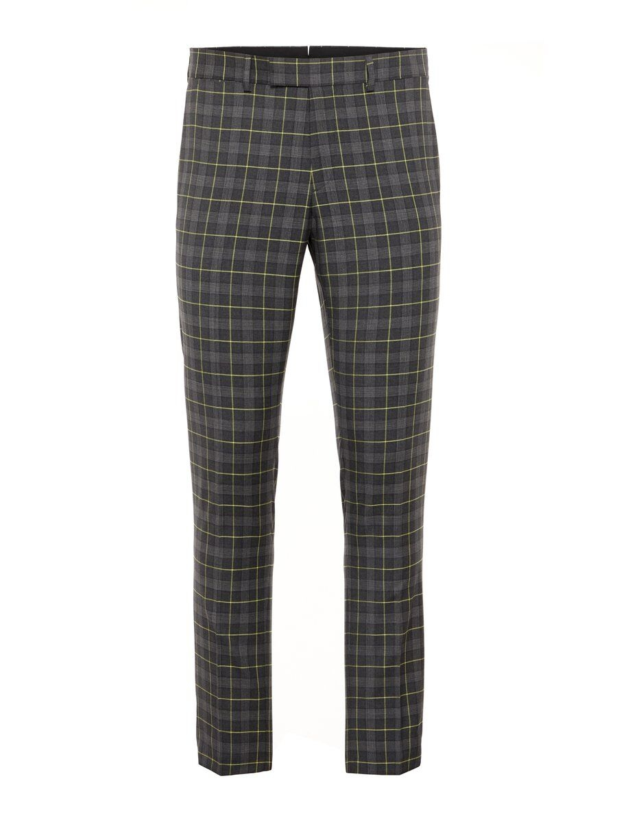 J.LINDEBERG Grant Lux Trousers Man Green; Yellow