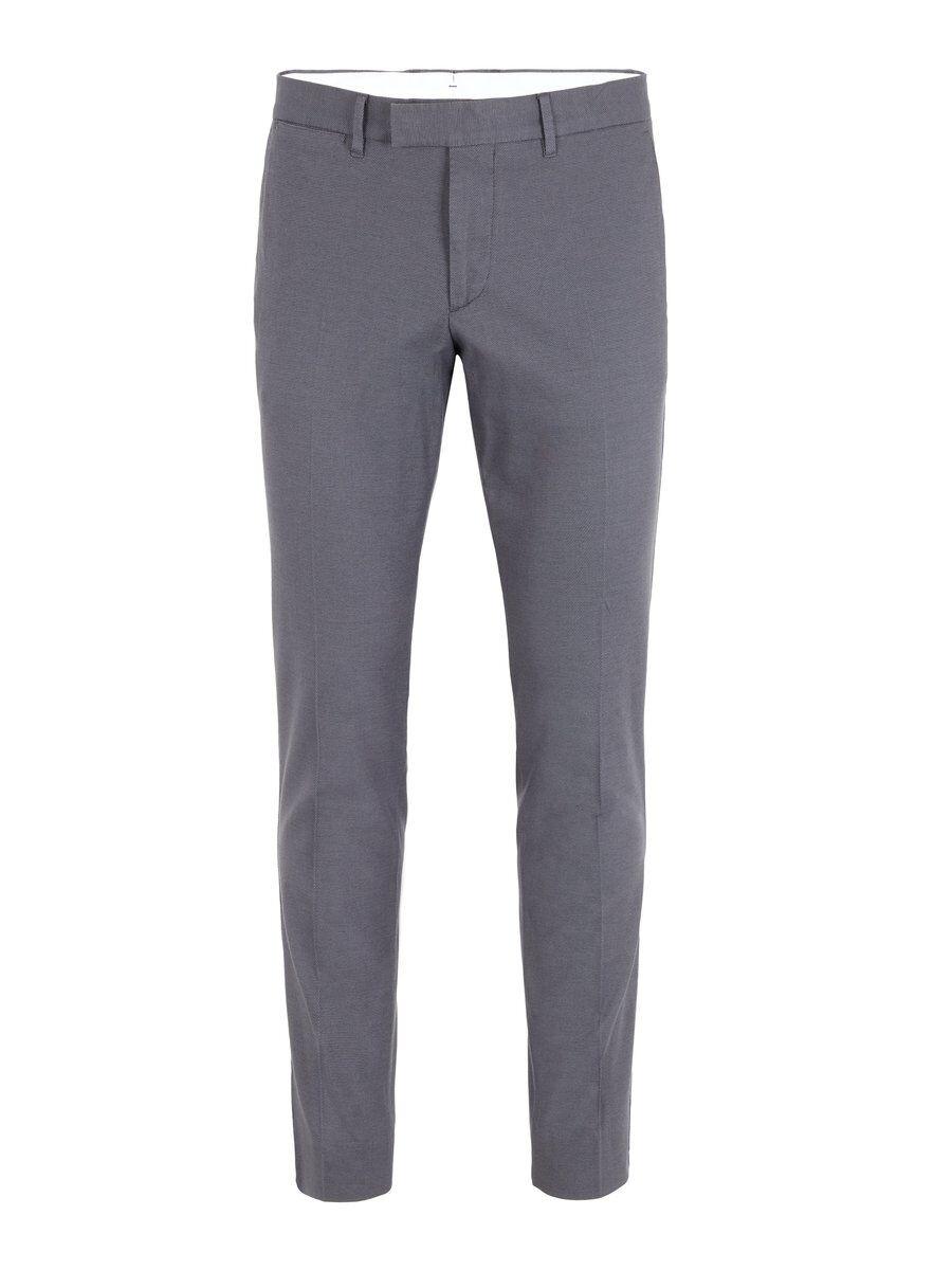 J.LINDEBERG Grant Micro Texture Trousers Man Grå