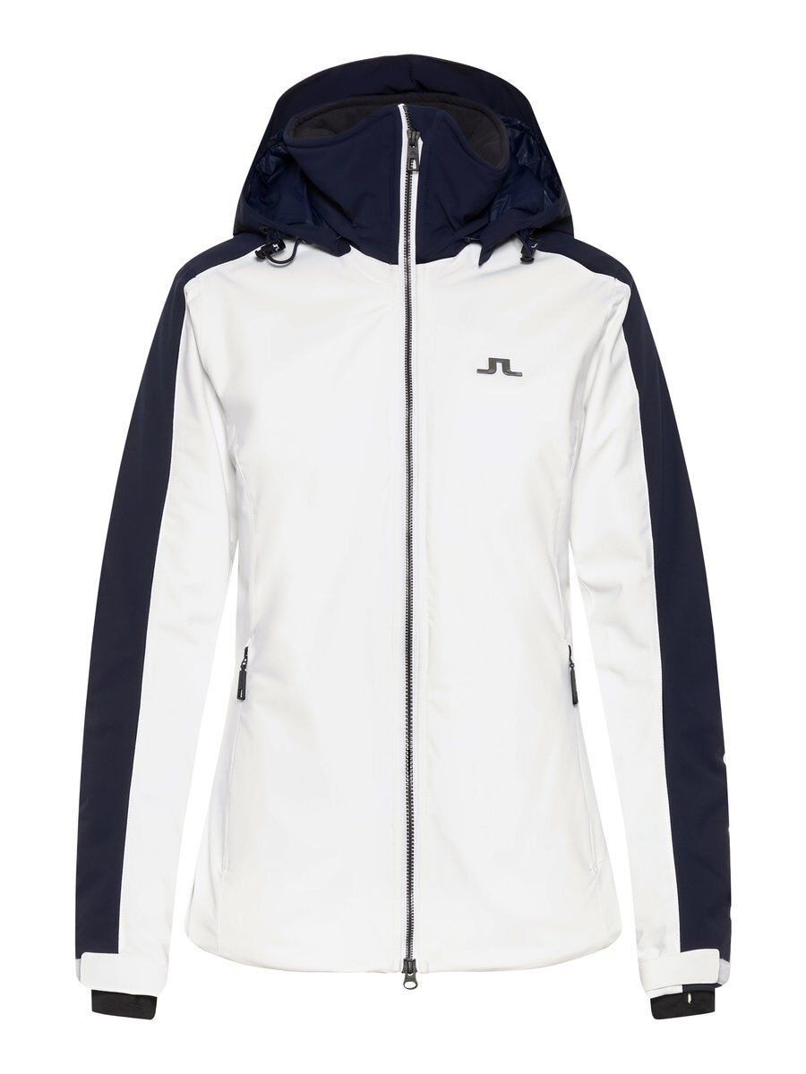 J.LINDEBERG Loa Ski Jacket Kvinna White