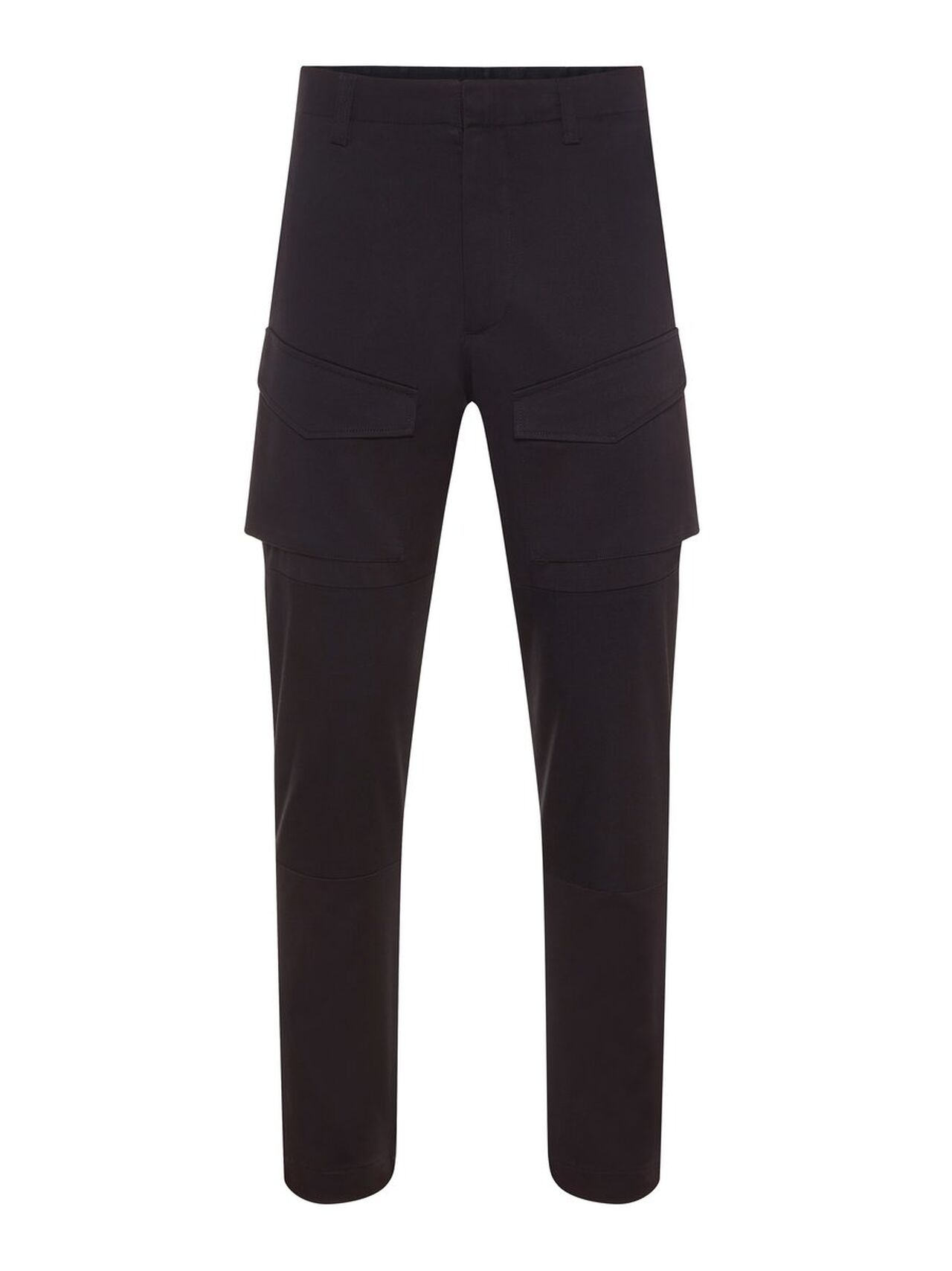 J.LINDEBERG Mike Cargo Travel Cotton Trousers Man Svart