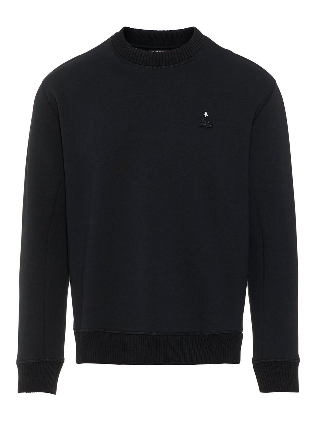 J.LINDEBERG Scott Fine Sweater Man Svart