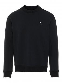 J.LINDEBERG Scott Fine Sweater Man Svart
