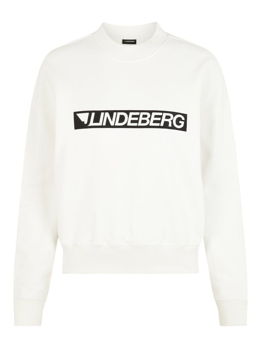 J.LINDEBERG Theresa Sweater Kvinna White