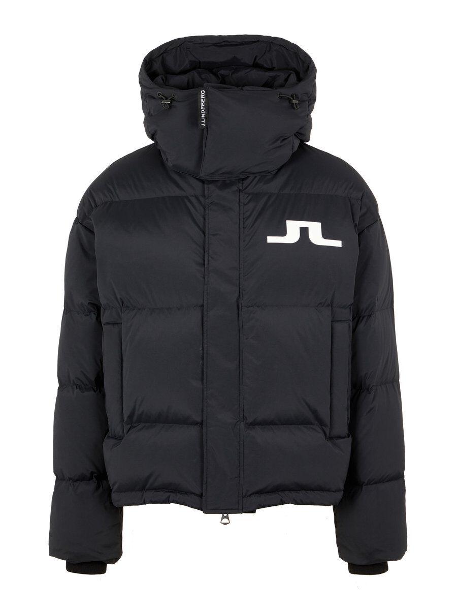 J.LINDEBERG Tilton Down Jacket Man Svart