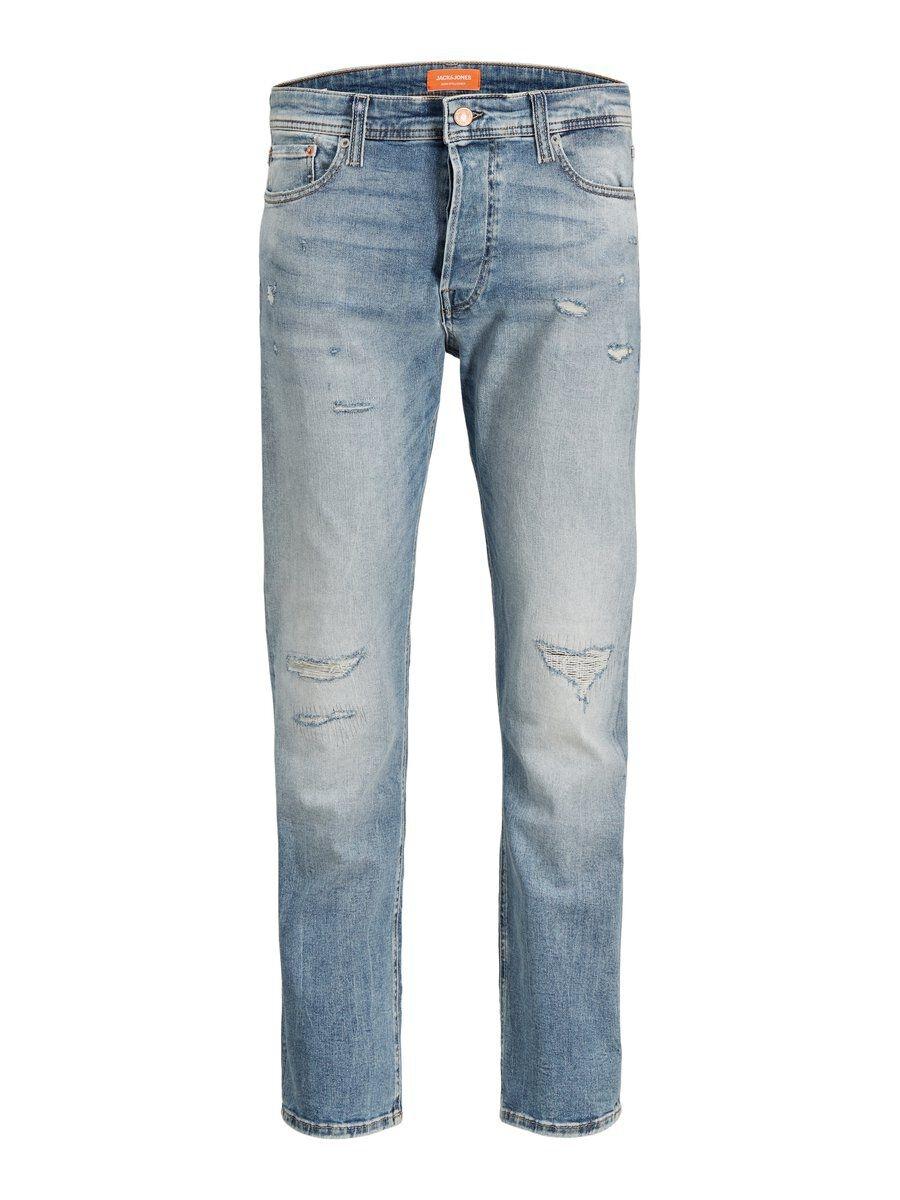 JACK & JONES Chris Original Jj 149 50sps Loose Fit-jeans Man Blå