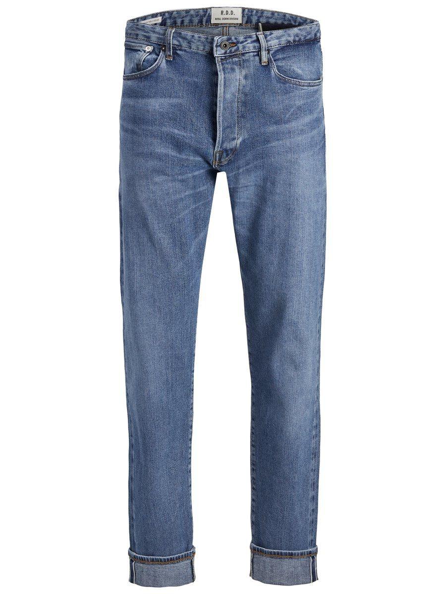 JACK & JONES Chris Royal R219 Rdd Loose Fit-jeans Man Blå