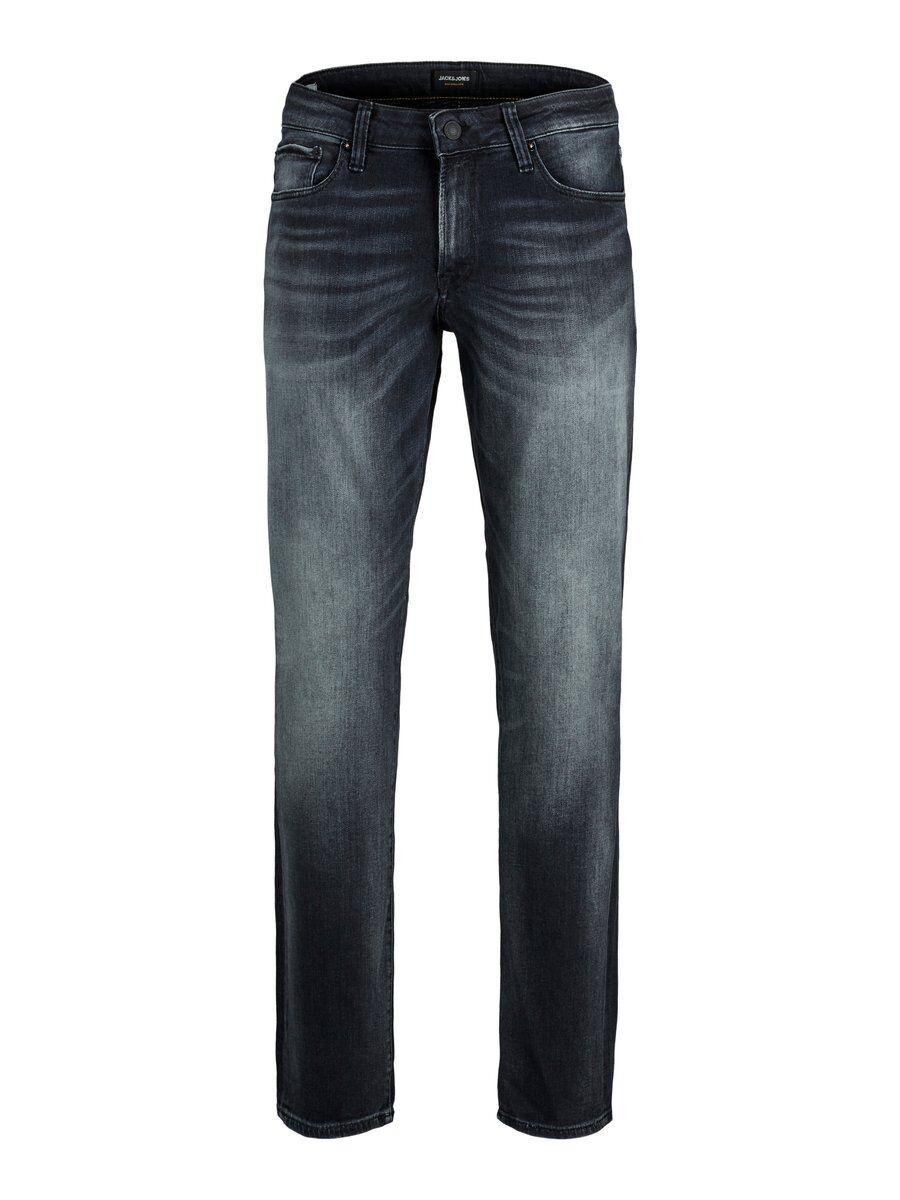 JACK & JONES Clark Icon Jj 171 Regular Fit-jeans Man Grå