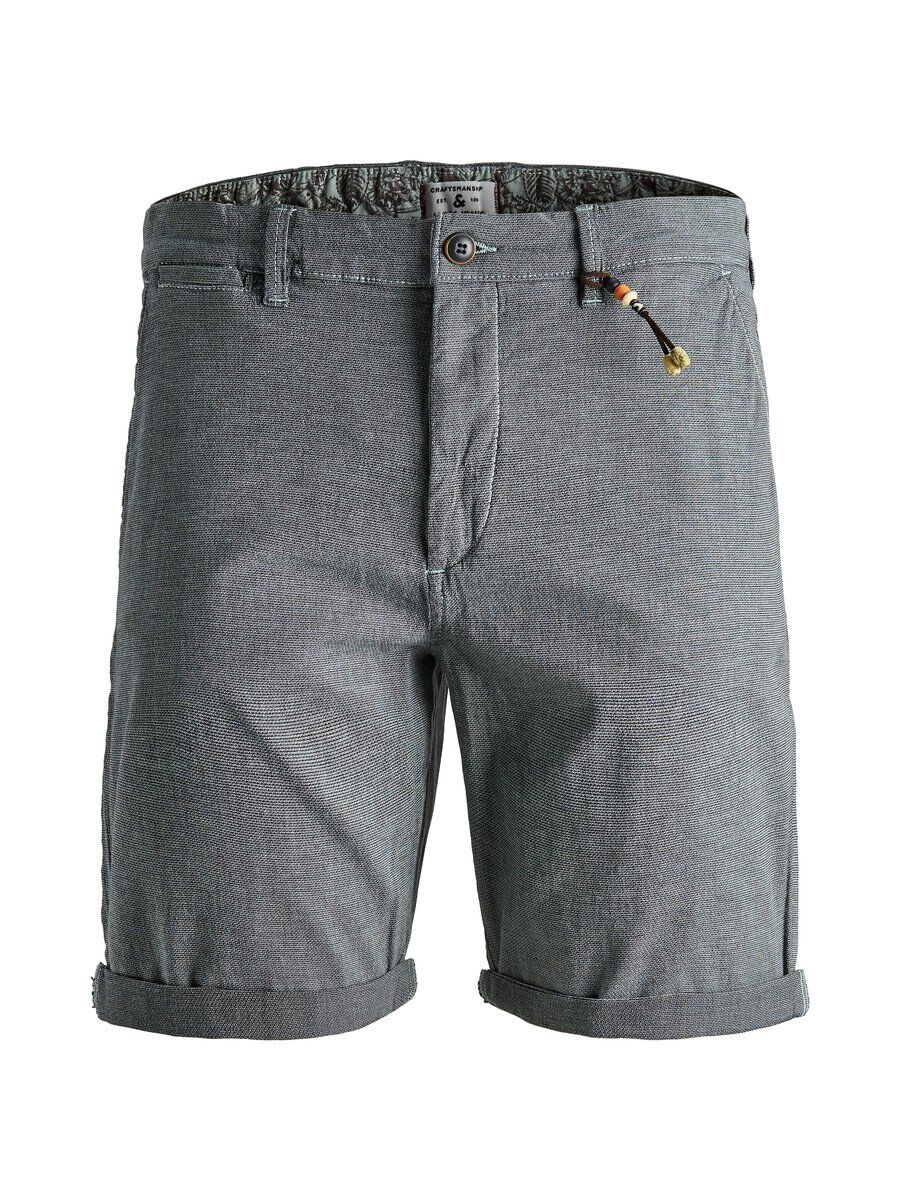 JACK & JONES Enkla Chinoshorts Man Blå