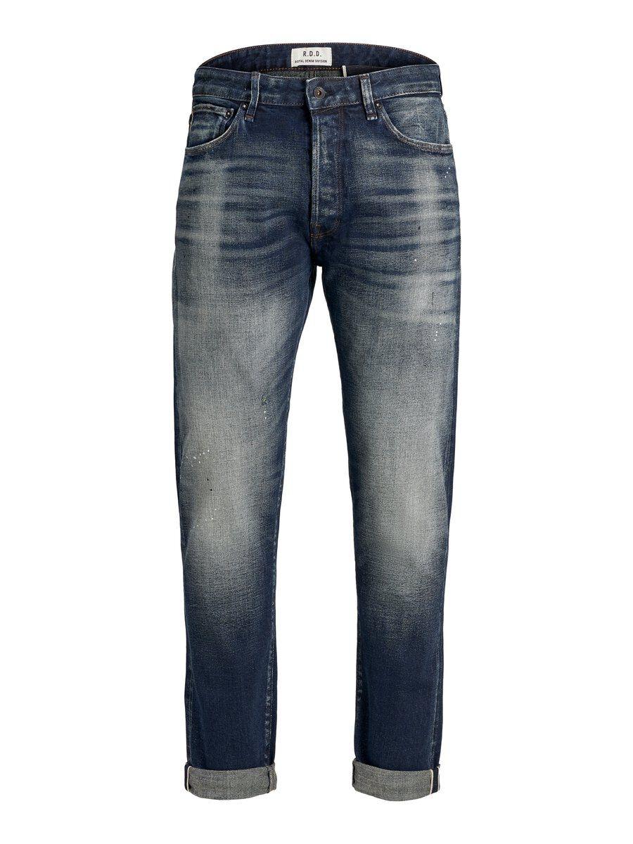 JACK & JONES Fred Royal R213 Rdd Slim Fit-jeans Man Blå