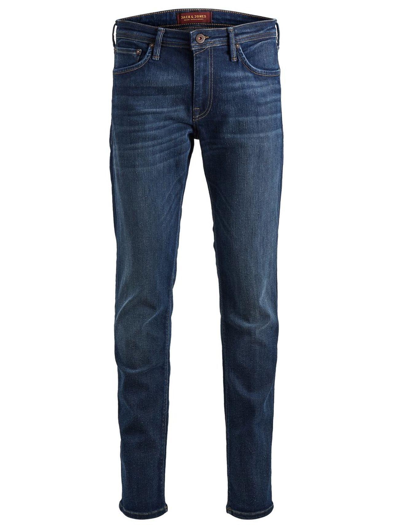 JACK & JONES Glenn Felix Jos 196 50sps Slim Fit Jeans Man Blå