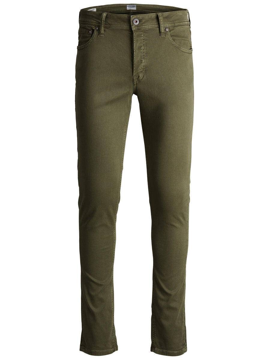 JACK & JONES Glenn Original Akm 696 Byxor Man Grön