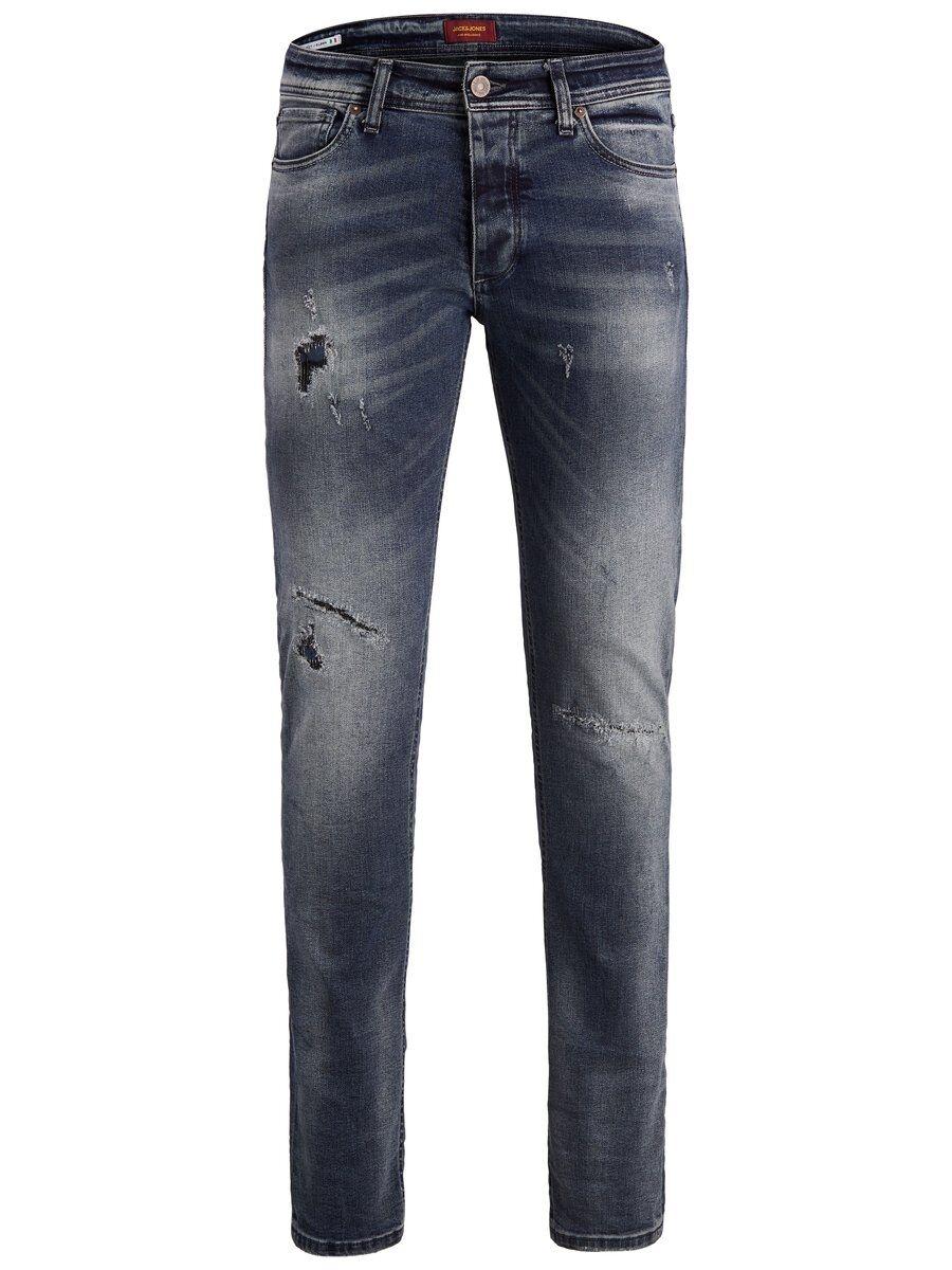JACK & JONES Glenn Original Bl 885 Slim Fit-jeans Man Blå