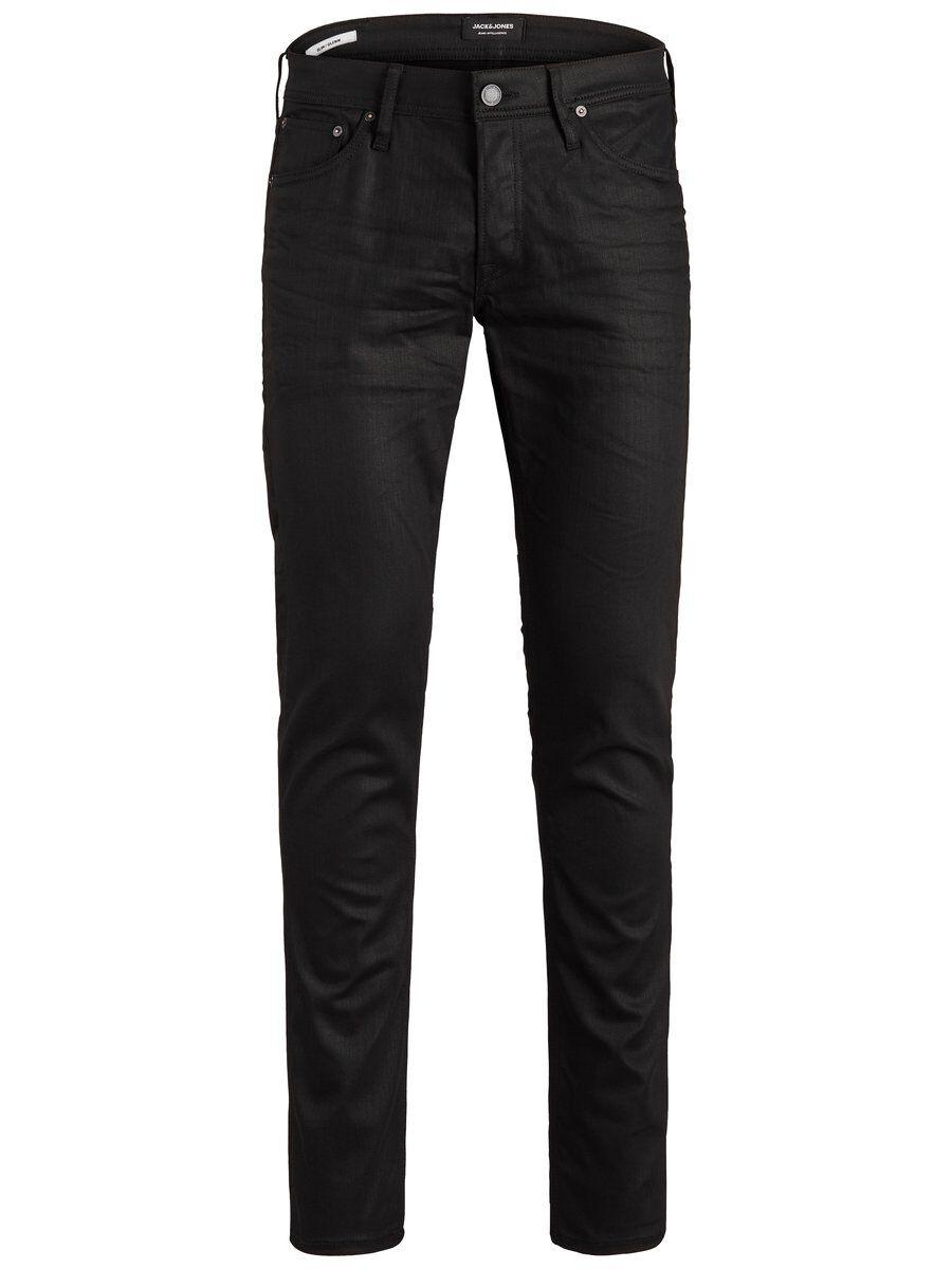 JACK & JONES Glenn Original Jos 220 Slim Fit-jeans Man Svart